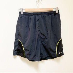 ASICS men athletic shorts S